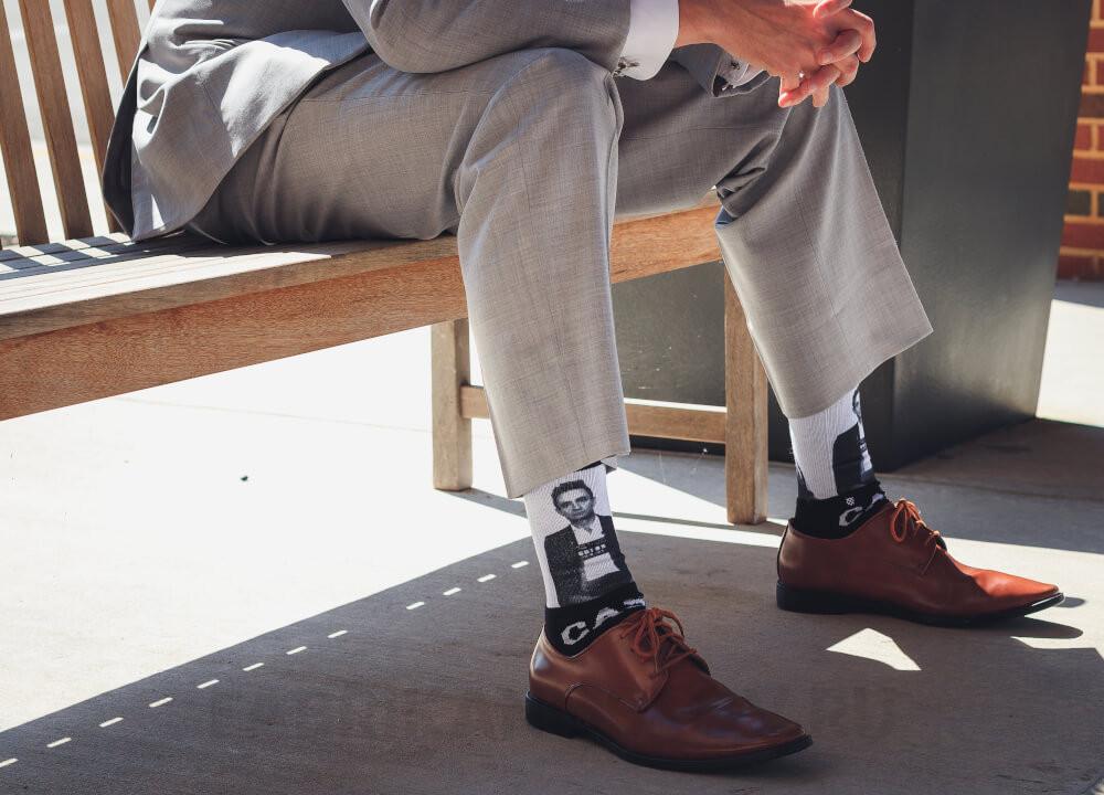 Как заказать носки с дизайном
