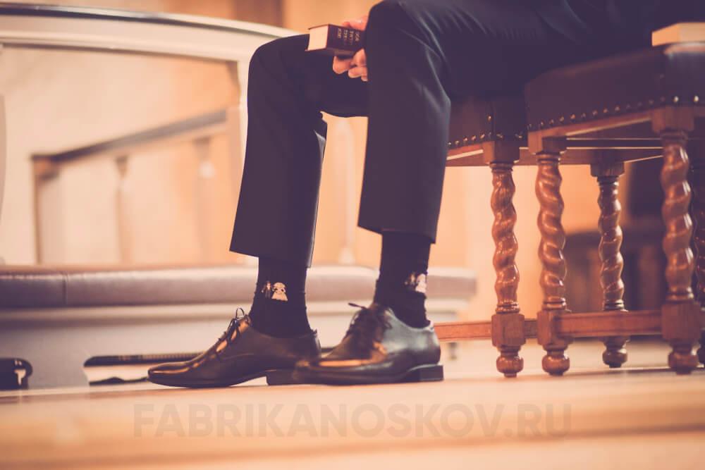 Как заработать на сувенирных носках