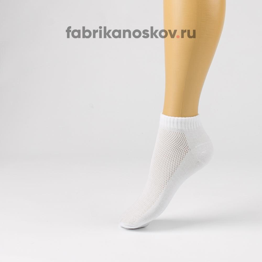 Женский короткий носок
