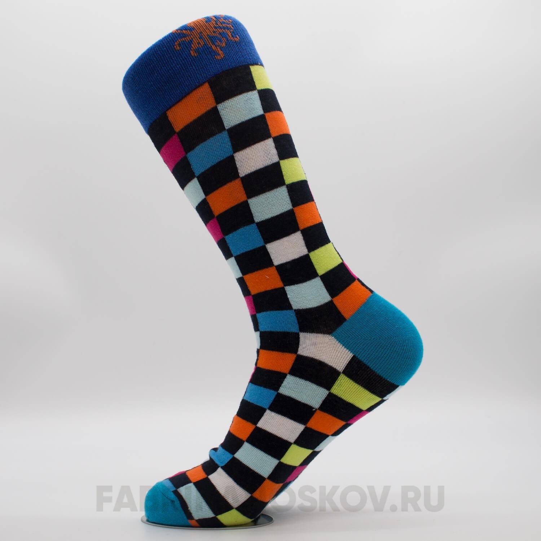 Мужские носки «Медуза»