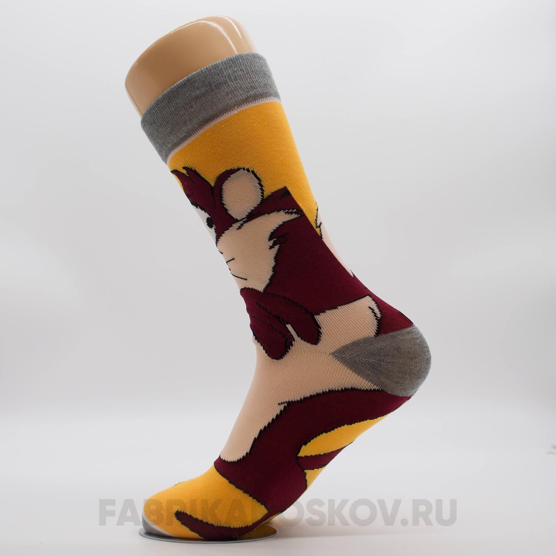 Мужские носки «Тасманский дьявол»