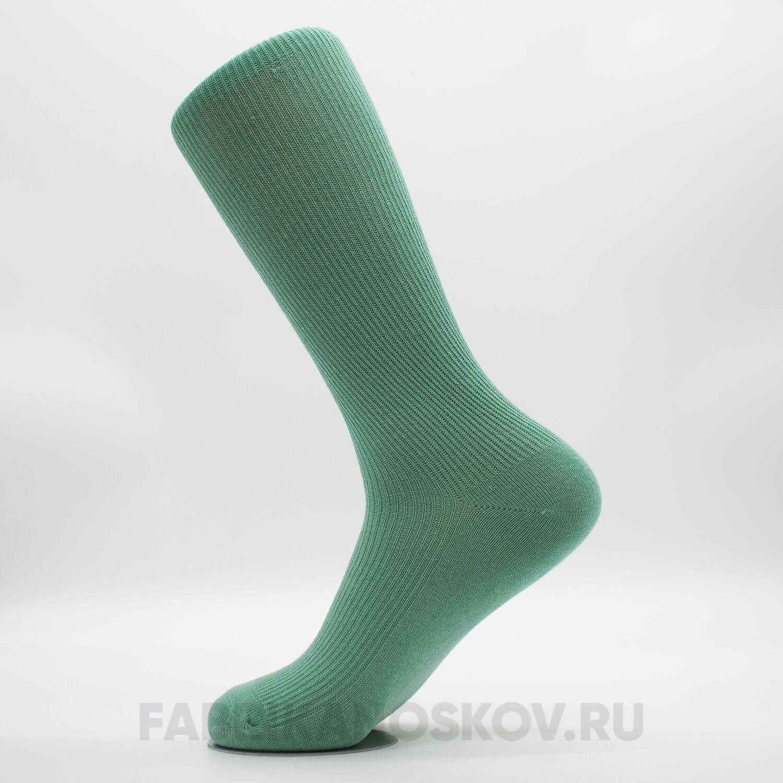 Длинные цветные мужские носки