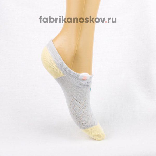 Детские носки с мордочкой кошки