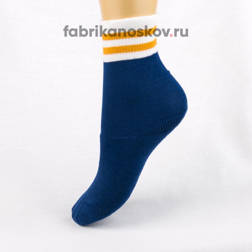 Носки с полосками для малышей