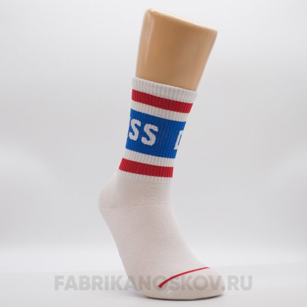 "Мужские носки с надписью ""DISS"""