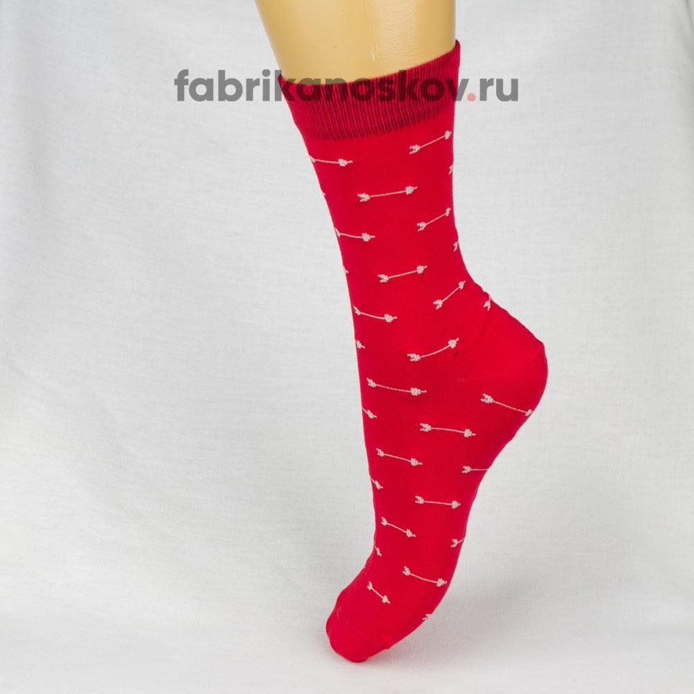 Мужские классические носки с узорами