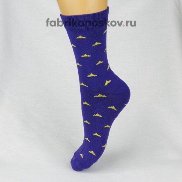 Длинные мужские классические носки