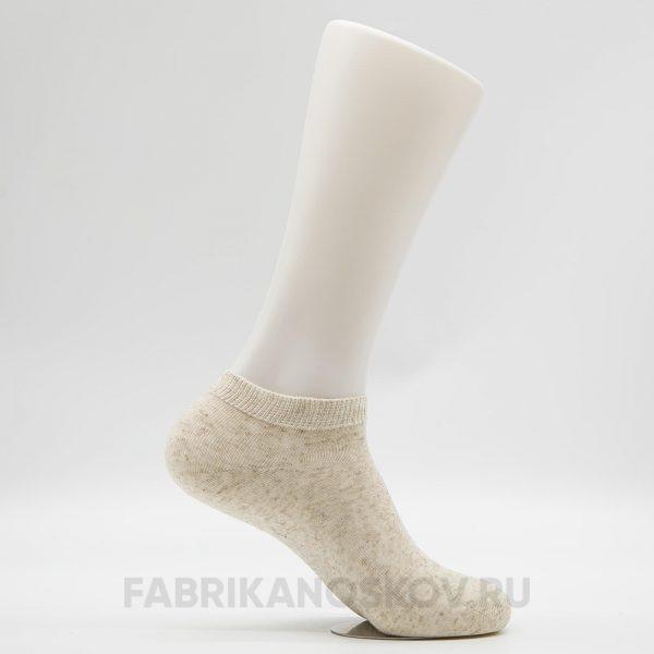 Носки женские телесного цвета