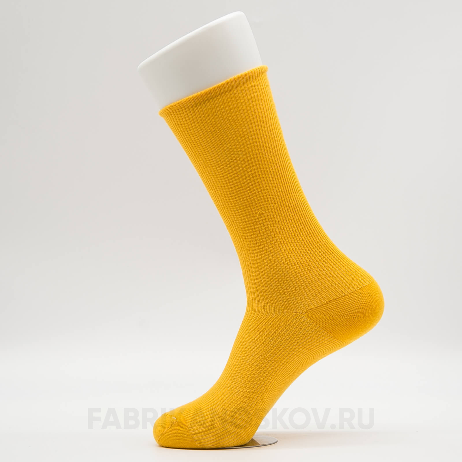 Носки женские желтые