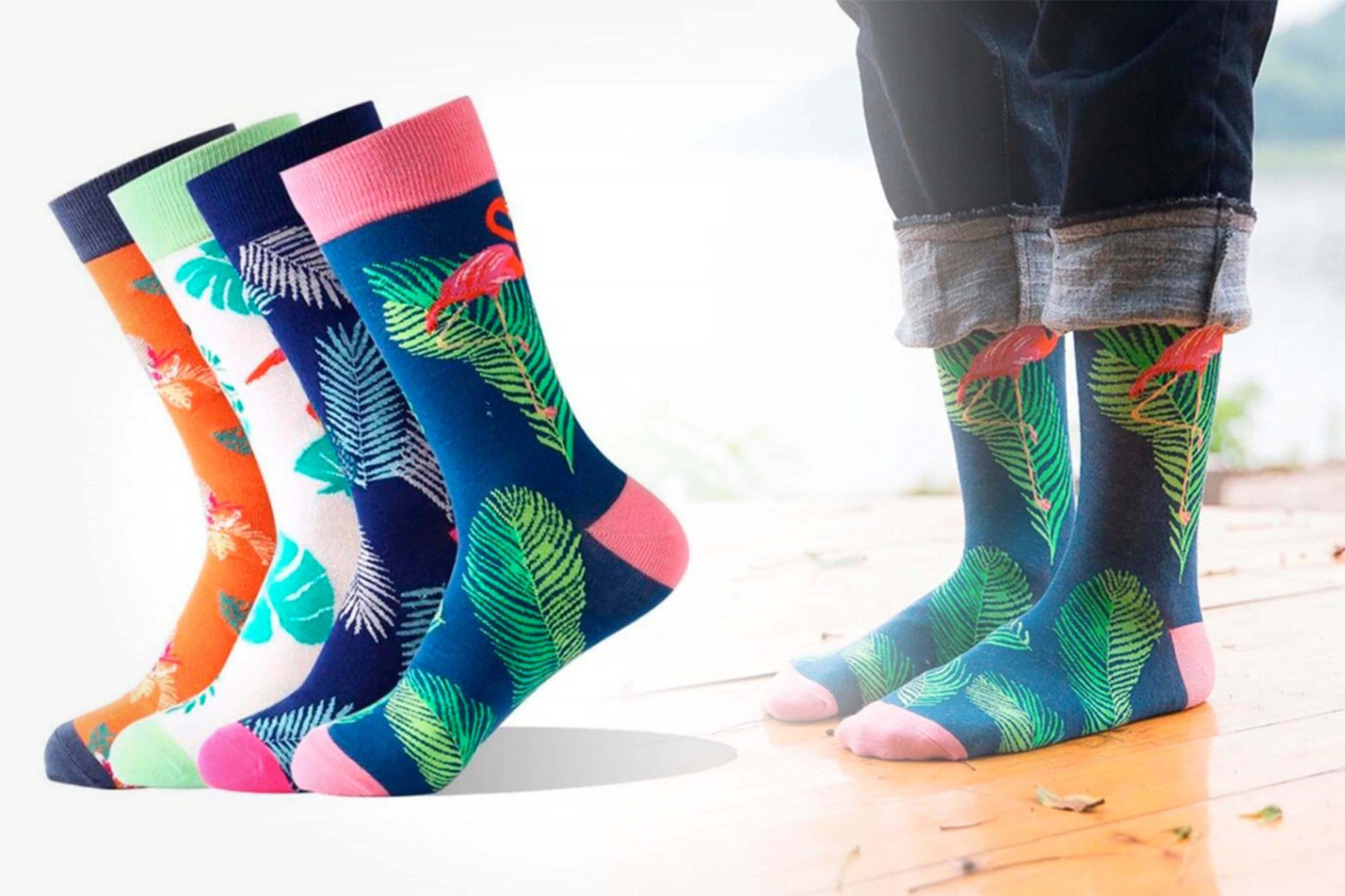 Печать на носках